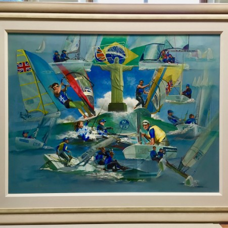 Olympic Games Artwork