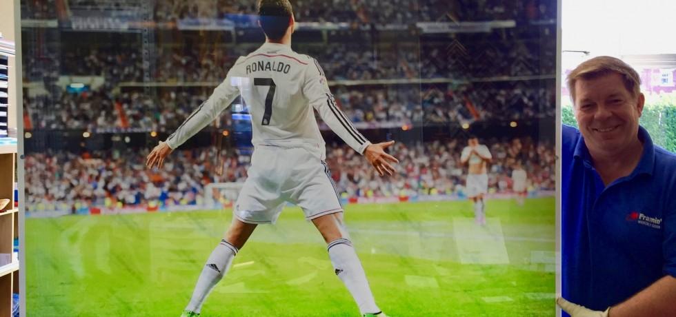 Ronaldo Photograph